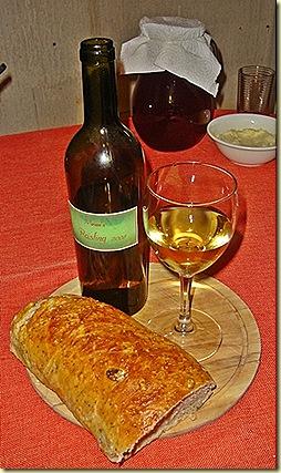Viini ja leipa