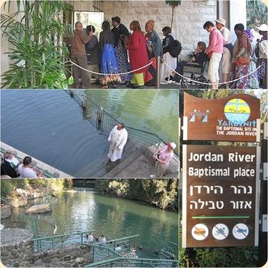 Jeesuksen kastepaikka
