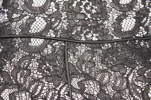 Petite H&M Lace Skirt Detail