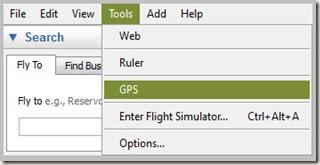 GE tools-gps