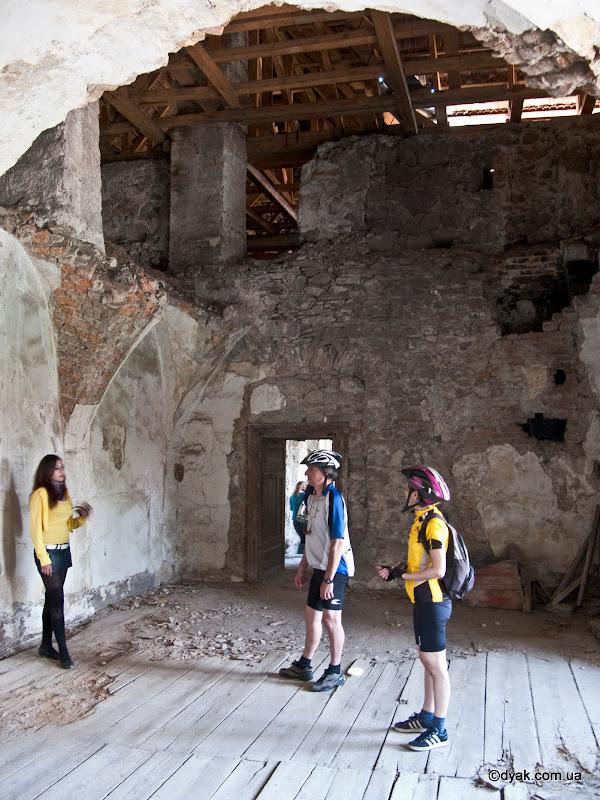 фортеця в Чинадійово