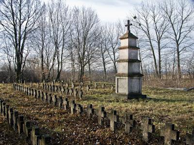 Цвинтар часів 1ої світової