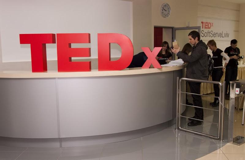 TEDxSoftServeLviv