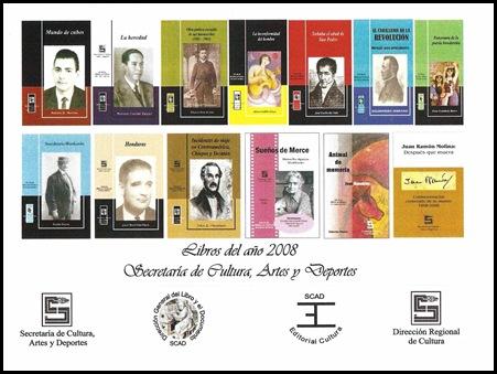 Librospublicados DRCAD2008
