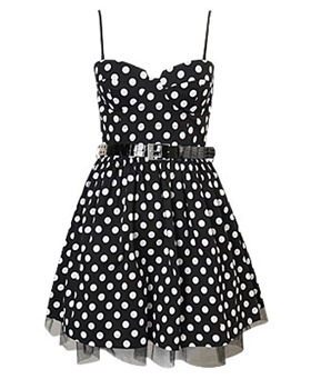 forever 21 seeing spots dress 24.80