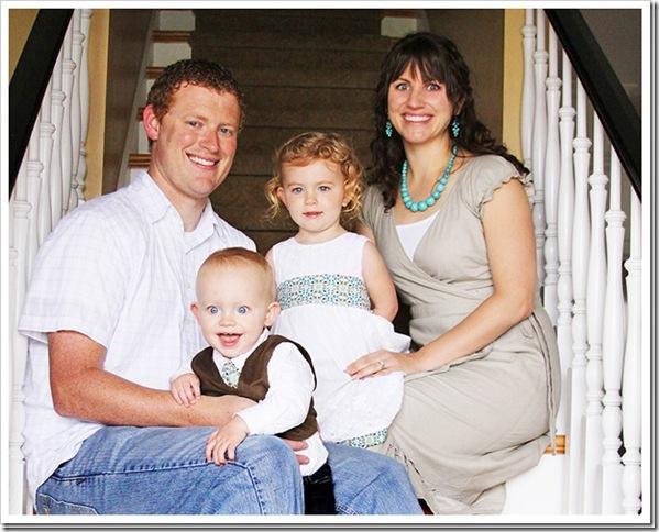Ryan Kissell Family