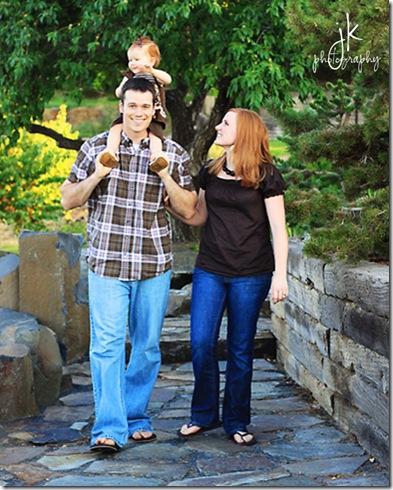 Cassie & Mitch walk WEBLOGO