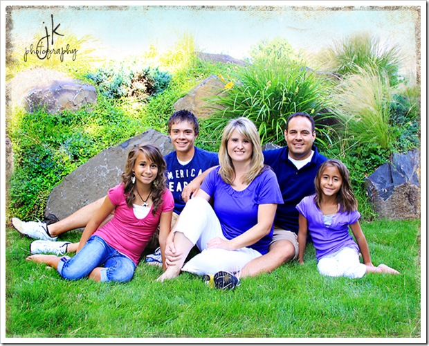 Blue Family Scratch WEBLOGO