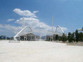 Día 5. Villa Olímpica y Atenas romana.