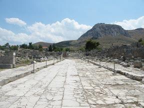 Carretera de Lechaion