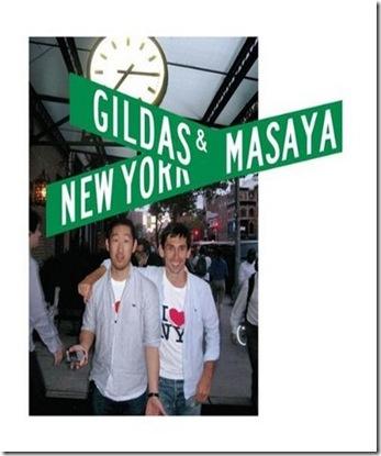 Gildas & Masaya - New York