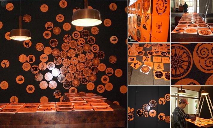 Exibir Adesivagem Foyer do Teatro Renascença e Sala Álvaro Moreyra