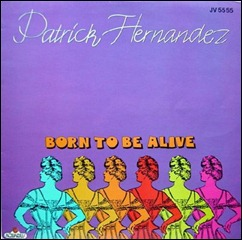 Patrick Hernandez - (1988) - Born To Be Alive 12''