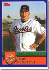 Card 12 Mike Hargrove