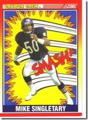Mike Singletary Smash