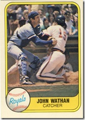 John Wathan Fleer 81