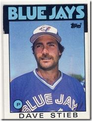 Mustaches Dave Stieb