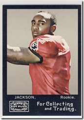 Mayo Wide Receiver Jackson