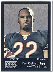 Mayo Running Back Forte