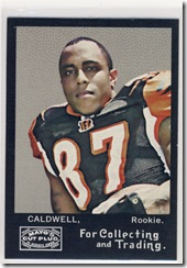 Mayo Wide Receiver Caldwell