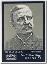 Mayo Legend Rockefeller