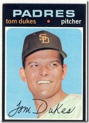 1971 106 Tom Dukes