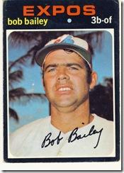 1971 157 Bob Bailey