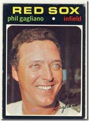 1971 302 Phil Gagliano