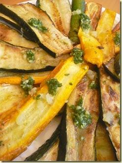 zucchini antipasto