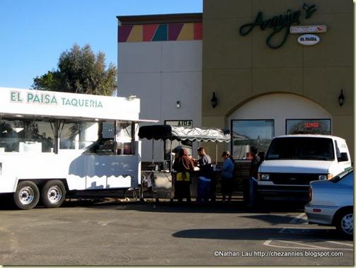 El Paisa Taqueria in San Jose