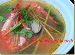 GYO 27 Tom Yum Soup Heart and Hearth Ning