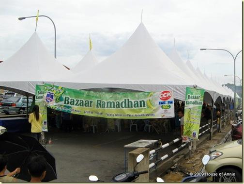 stutong ramadan bazaar