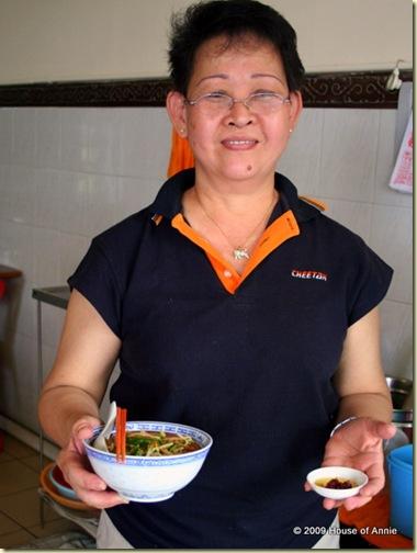 aunty rose sarawak laksa