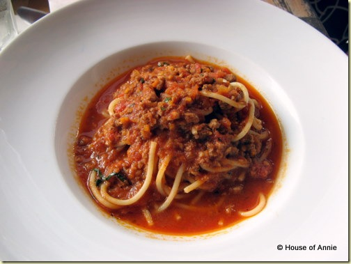 riders cafe spaghetti bolognese