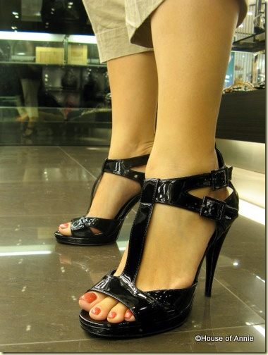 charles and keith heels ion singapore