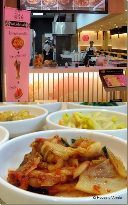 kimchi restaurant tropicana city mall