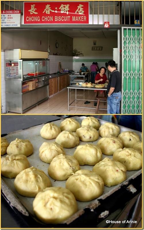 Chong Chong Biscuit Maker Kuching