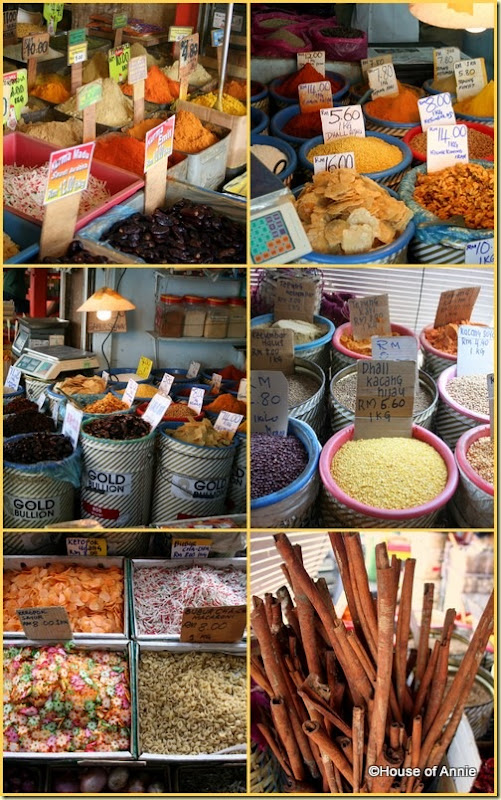 Gambier Street Kuching spices