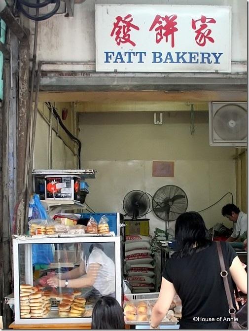 Fatt Bakery Sibu