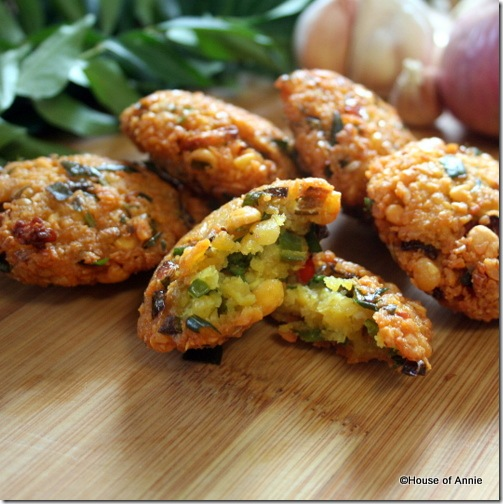how to make prawn vadai