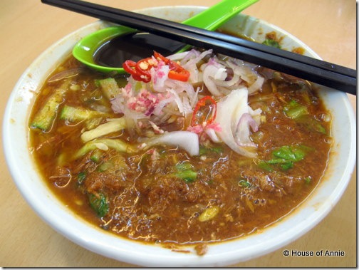 Penang Road Assam Laksa
