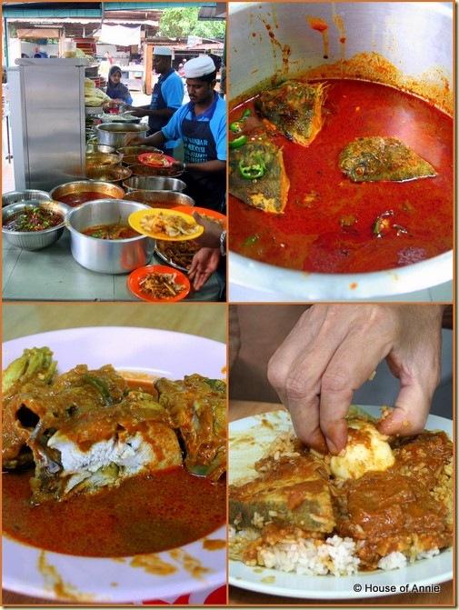 Nasi Kandar Kampung Melayu Curries