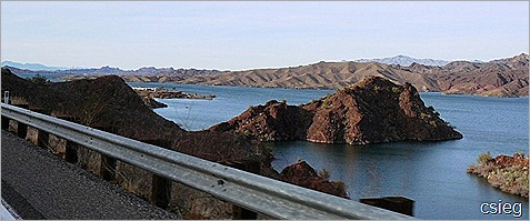 Motorcycle Ride to Lake Havasu 100