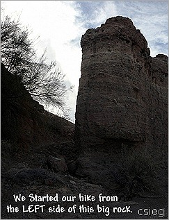 Gargoyle Canyon  Entrance 00