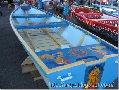 лодки на конкурсе
