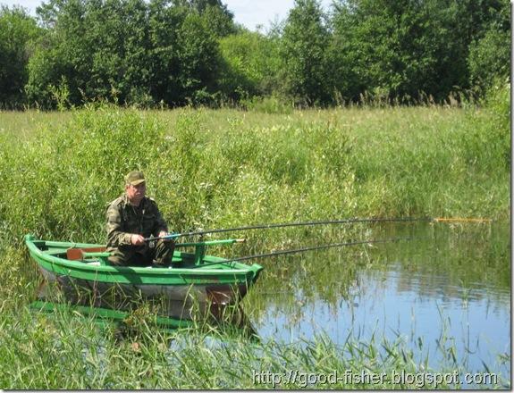 рыбалка в беларуси самоделки