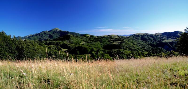 Panorama del monte Orsaro PanoOrsaro