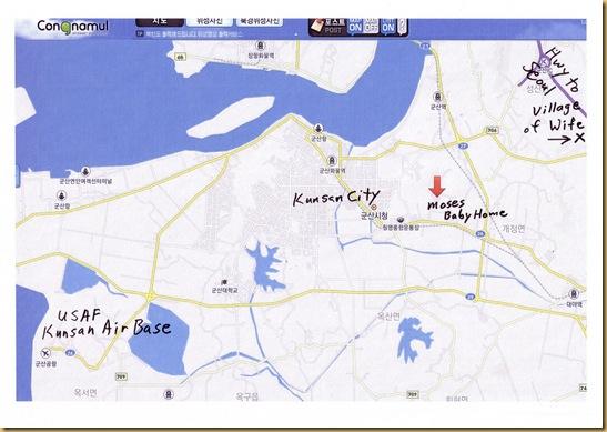 Map_KunsanCity001