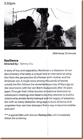 Resilience_Synopsis_IKAA Film Festival