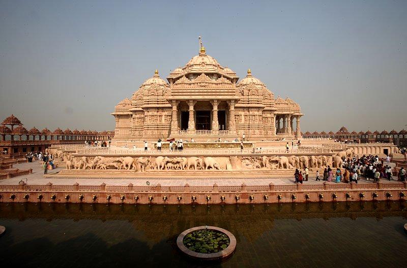 Swaminarayan Akshardham Temple, New Delhi